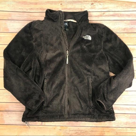 ... THIS ITEM IS SOLD! Dark Brown Northface Coat. M 5c08664aaaa5b86b38f10daa 759e46194